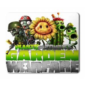 Garden Warfare Plants Vs Zombies Mouse Pad Mousepad