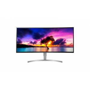 LG UltraWide 38WK95C-W 37.5inch 5ms Curved Freesync IPS Gaming Monitör
