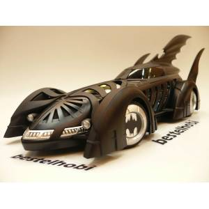 BATMAN FOREVER BATMOBILE HOTWHEELS ELITE SERIES