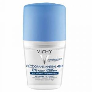 Vichy Deodorant Mineral Roll-On 48 Saat %0 Alkol 50ml