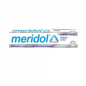 Meridol Gentle White Diş Macunu 75 ml