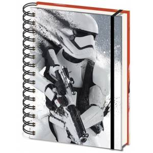 Pyramid International A5 Defter Star Wars Episode VII Stormtrooper
