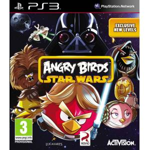 PS3 ANGRY BIRDS STAR WARS