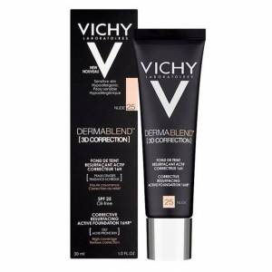 Vichy Dermablend 3D Correction SPF25 30ml Nude 25