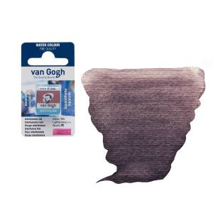 Talens Van Gogh Sulu Boya Tablet Interfence Red 845