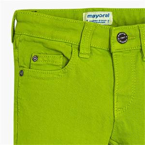 Mayoral Pantolon Denim Süper Slim Kale 4530