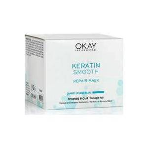 Keratin Smooth Okay Smooth Keratin Onarıcı Maske 500 ml