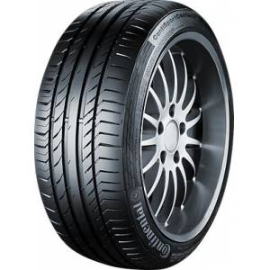 CONTİNENTAL CONTİSPORT CONTACT 5 (NO) 255/55R18 105W FR (2019-2020)