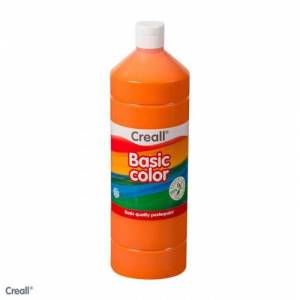 CREALL BASIC COLOR POSTER PAİNT ORANGE 1000ml