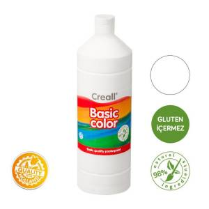 CREALL BASIC COLOR POSTER PAİNT WHİTE