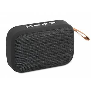 Mikado MD-25BT ENJOY N2 Siyah Bluetooth 3W TF USB FM Destekli Speaker