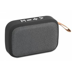 Mikado MD-25BT ENJOY N2 Gri Bluetooth 3W TF/USB/FM Destekli Speaker
