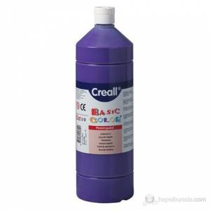CREALL BASIC COLOR POSTER PAİNT VLOLET 1000ML