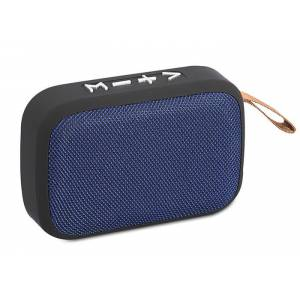 Mikado MD-25BT ENJOY N2 Mavi Bluetooth 3W TF USB FM Destekli Speaker
