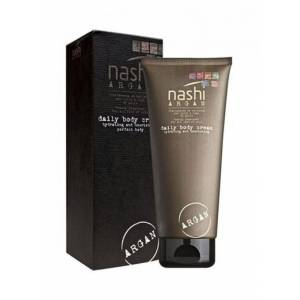 Nashi Argan Daily Body Cream Vücut Kremi 200ml 8025026007897