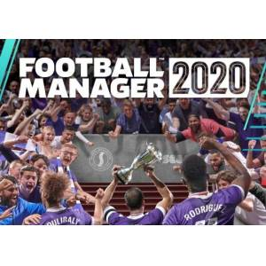 Football Manager 2020 FM 2020 Pc Steam Key Anında Teslim