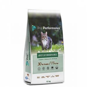 Pro Performance Adult Cat Chicken 15 Kg