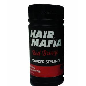 HairMafia Men Styling Toz Wax Ultra Sert 20ML. Red Breeze