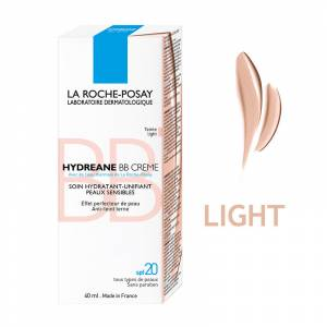 La Roche-Posay Hydreane BB Creme SPF20 Light 40ml SKT:08/2022