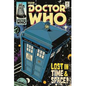 Pyramid International Maxi Poster Doctor Who Lost In Time & Space