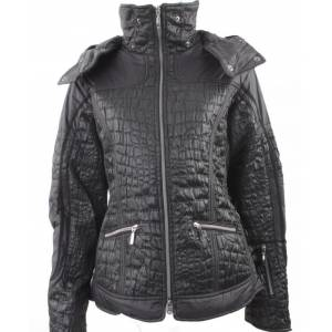 Emmegi Berry Woman Jacket L6 Kadın Mont (Black)