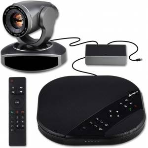 Tenveo Group All-in-One Video Conferencing System, USB PTZ Conference Room Camera