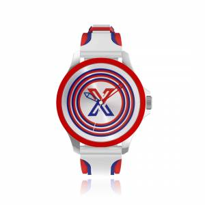 X WATCH RB RED