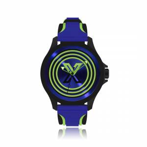 X WATCH RB GREEN