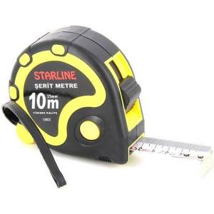 Starline 25 mm Şerit Metre 10 mt