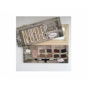 The Balm Nude Eyeshadow Palette Far Paleti Tude