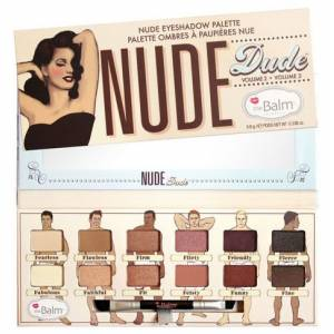 The Balm Nude Eyeshadow Palette Far Paleti Dude
