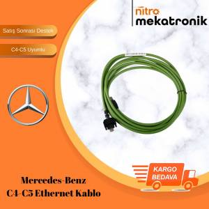 Mercedes SD Connect Ethernet Kablo ( C4 C5 )