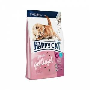 Happy Cat Junior Geflügel Yavru Kedi Maması 10 Kg