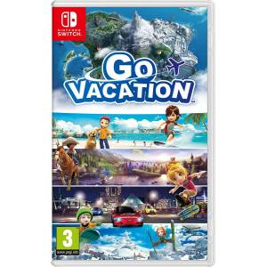 Go Vacation Nintendo Switch Oyun