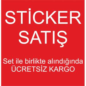 A4 STİCKER SATIŞI
