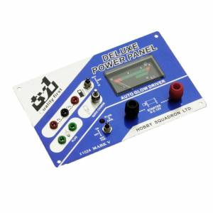 HOBBY SQUADRON 1024 DELUXE POWER PANEL (6-12V OUTPUT)