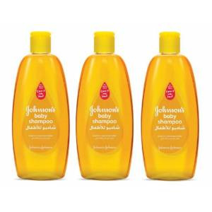 Johnsons Baby Shampoo Bebek Şampuanı 500 ml X 3