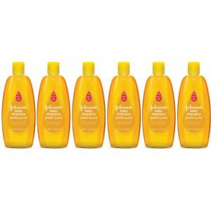 Johnsons Baby Shampoo Bebek Şampuanı 500 ml X 6