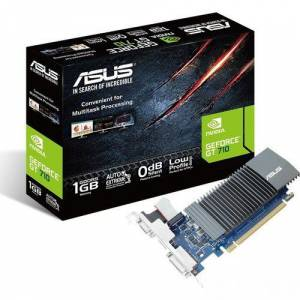 Asus Geforce GT710-SL-1GD5-BRK 1GB 32Bit DDR5(DX12) PCI-E 2.0 DDR5 Ekran Kartı (GT710-SL-1GD5-BRK)