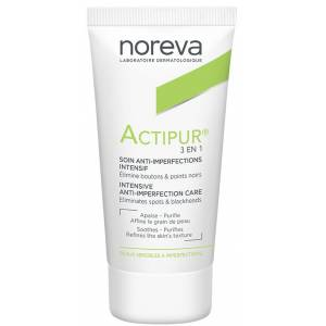 Noreva Actipur Intensive Anti-Imperfection Bakım Kremi 30 ml