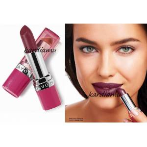AVON RUJ ULTRA COLOUR ABSOLUTE - SMOOTH PLUM