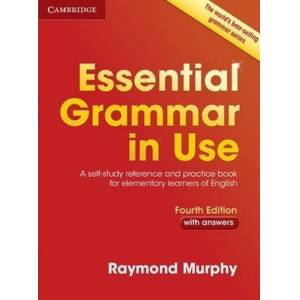 Essential Grammar In Use with Answers  Raymond Murphy CAMBRIDGE
