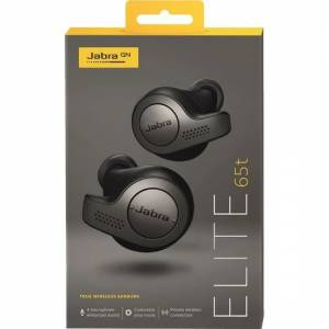 Jabra Elite 65T Bluetooth Kulaklık - TİTANYUM BLACK