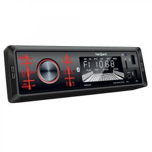 HARWARD HR-MX601 OTO TEYP 4X60 BLUETOOTH TOUCH PANEL 2020 YENİ SERİ