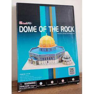 DOME OF THE ROCK 3 D MAKET MESCİD-İ AKSA