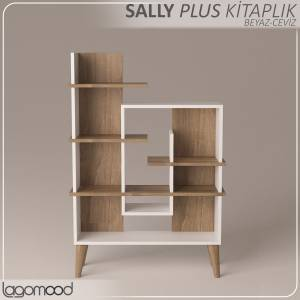 Lagomood Sally Plus Kitaplık