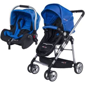 Baby2go Fidelio Travel Set- Mavi