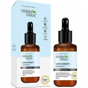 Herbaderm Superserum Leke Karsıtı 30 ml