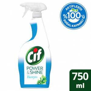 Cif Power & Shine BANYO 750 ml