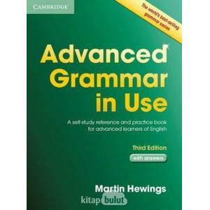Advanced Grammar in Use with Answers Martin Hewings CAMBRIDGE U